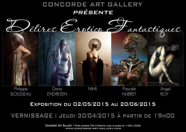 concorde gallery